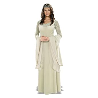 Lord of the Rings Queen Arwen Deluxe Adult Costume - One Size