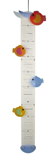 Niermann Standby Growth Chart, Fish