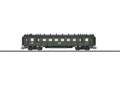 TRIX T23472 H0 Express coach 3rd class of K.BAY.STS.B 3. Class