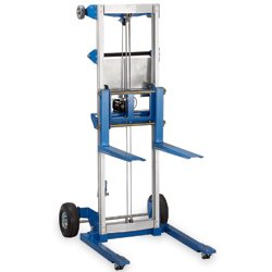 VESTIL Straddle Base Aluminum Winch Lifts