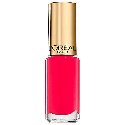 L'Oréal Paris Color Riche Smalto Brillante, 826 Flamingo Pink