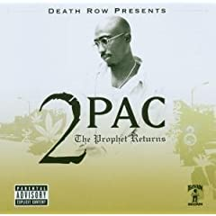 Cover: 2 Pac - The Prophet Returns