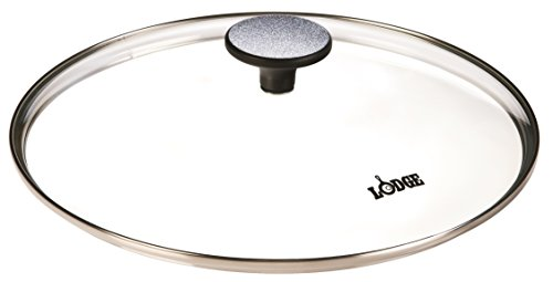 Lodge GC10 Tempered Glass Lid, 10.25-inch (Tempered Glass Oven compare prices)