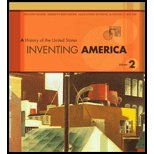 Inventing America, Volume II: A History of the United States - Textbook Only (000572404X) by Maier, Pauline