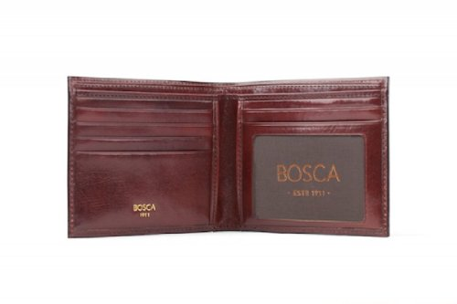 bosca-mens-bi-fold-executive-id-wallet-old-leather-dark-brown