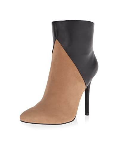 Charles By Charles David Women's Pine Bootie  [Nude/black]