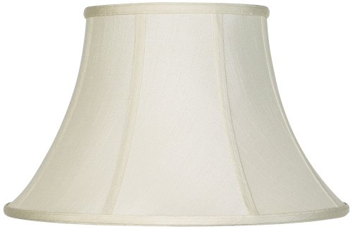 Imperial Collection Creme Bell Lamp Shade 9x17x11 (Spider) (Imperial Collection??? Creme compare prices)