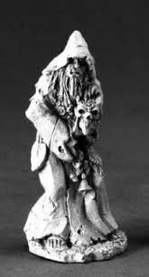 Dulkathar the Necromancer by Reaper Miniature - 1