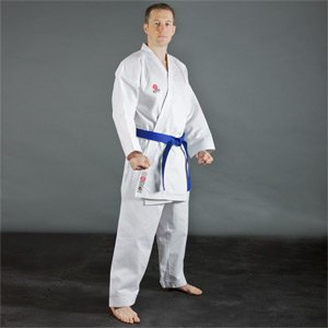Kyoto Kids Kyoto WKF Approved Kumite Karate Suit 2.5/155cm