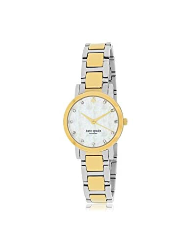 kate spade new york Women's 1YRU0147 Gramercy Mini Two-Tone Stainless Steel Watch