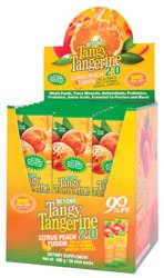 Beyond Tangy Tangerine 2.0 Citrus Peach Infusion Packets (30 Count) front-796271