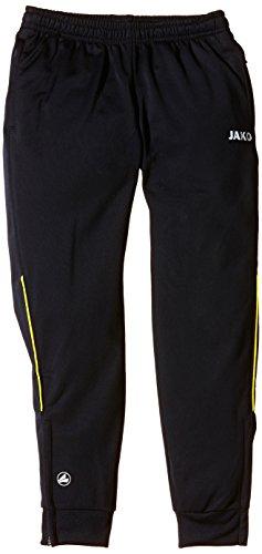 Jako Copa Children's Trousers Multi-Coloured Marine/Citro Size:14