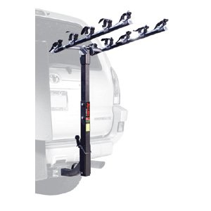 Allen Premium 5-Bike Hitch Mount Rack (2-Inch Receiver)