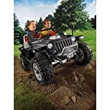 Power Wheels Fisher-Price Jeep Hurricane Ride On BLACK at Sears.com