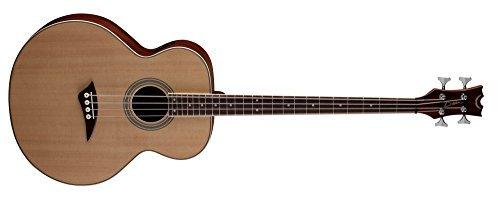 Dean EAB Acoustic/Electric Bass w/ Gig Bag - Natural