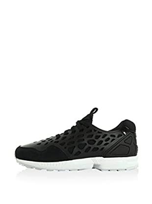 adidas Zapatillas Zx Flux Lace Woman (Negro / Blanco)