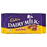 Cadbury Dairy Milk Crunchie Bar 200G