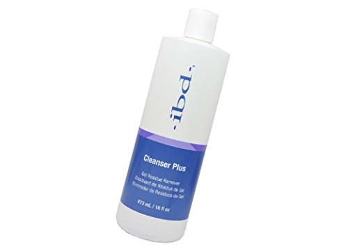 ibd Cleanser Plus Sanitizing and Shine Combines cleansing and sanitizing into one step! Removes oil and cleans the nail prior to gel application. - Size 16 fl oz. / 473 ml. (Ibd Uv Lamp compare prices)