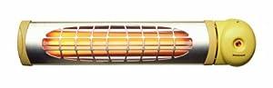 Honeywell QHB-600E - Radiador de mesa para envolver (resistencia protegida, 600 W) por Honeywell