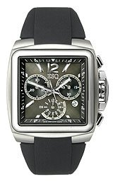 ESQ by Movado Bracer Smoke Grey Dial Men's Watch #07301334