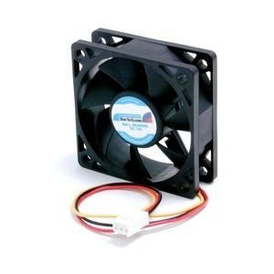 StarTech.com 60x20mm Replacement Ball Bearing Computer Case Fan w/ TX3 Connector - 60mm - 4500rpm - FAN6X2TX3 (60mm System Fan compare prices)