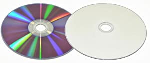 TAIYO YUDEN DVD+R 16x WHITE FULL FACE INKJET PRINTABLE (100 Stack)