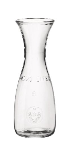 『ボルミオリ・ロッコ』 ミズラ カラフェ(ガラス製) 500cc ≪ デカンタ ≫ 1.84169