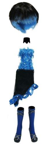 Mystixx Goth Azra Fashion Pack Doll Set