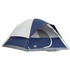COLEMAN ELITE SUNDOME 6 TENT 12 X 10 TENT boating equipment (Coleman Sundome 6 Tent compare prices)