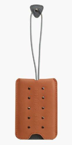 belle-hop-studded-luggage-tag-orange-one-size