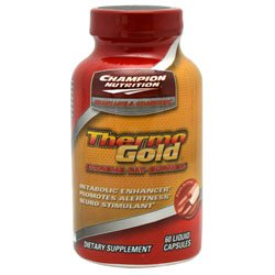 Image for Champion - Thermo Gold Liquid Capsules