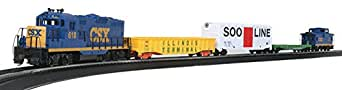 Walthers Trainline(R) HO Scale Ready-for-Fun Train Set