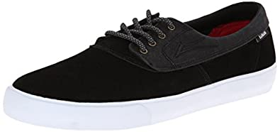 Lakai Men's Camby Action Sports,Black Suede,5 M US