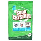 Dri Pak Soda Crystals Powder Boxed 1Kg