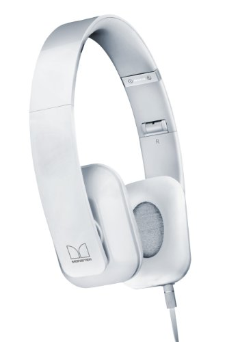 Nokia Purity On-Ear Headphones (White)