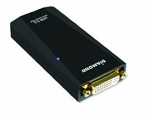 Diamond Multimedia USB External Video Display Adapter (BVU165LT)