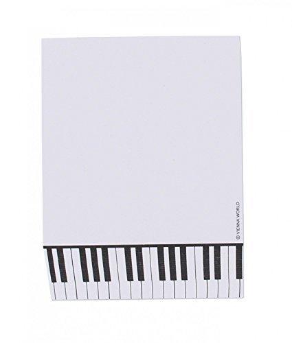 Notizblock-Klavier-Schnes-Geschenk-fr-Musiker