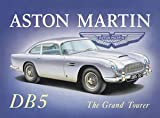 Aston Martin DB5 steel sign