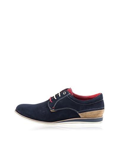 LIBERITAE Zapatos derby Otoman Azul Marino