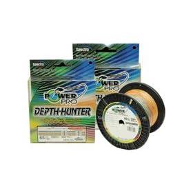 Power Pro Depth-hunter Metered Line 80lb 500yd 21100800500j