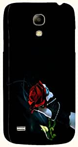 Noticeable multicolor printed protective REBEL mobile back cover for Samsung I9190 Galaxy S4 mini D.No.N-T-3903-S4M