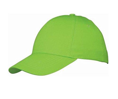 Plain Baseball Cap Blank Hat Solid Color Velcro Adjustable