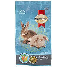 PCG Rabbit Food Veggies & Cereals 1kg