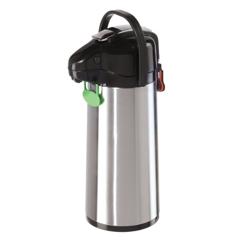 Oggi 6563.0 Lever Pump Master Beverage Carafe With Id Tags