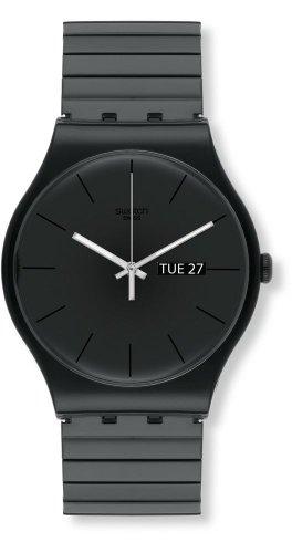 [スウォッチ]SWATCH 腕時計 NEW GENT(ニュージェント) MYSTERY LIFE S(ミステリアス・ライフ(S)) Sサイズ SUOB708B メンズ 【正規輸入品】