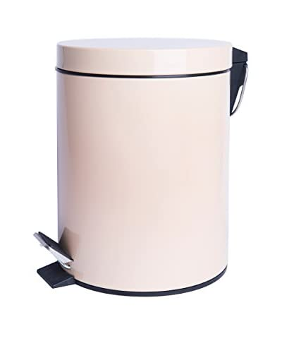 natuurlijke witte Colorlife vuilnisbak 5 L