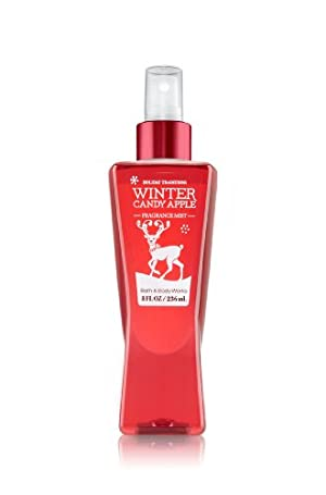Bath & Body Works Winter Candy Apple Fragrance Mist 2011 Edition