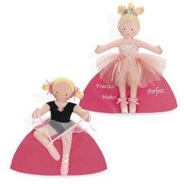 Ballerina Topsy Turvy Doll