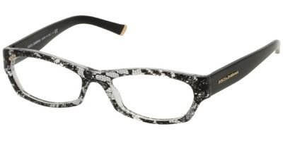 DOLCE & GABBANA DG3115 Eyeglasses 1895 Black