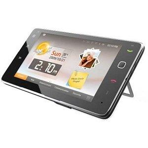 Android+アンドロイド+タブレットPC 「OS:2.2 CPU:Qualcomm+Snapdragon+ARM+Cortex+A8+800MHZ+メモリー:512MB ハードディスク:8GB 液晶:7吋静電式 SIMフリー&3G&Bluetooth:対応」